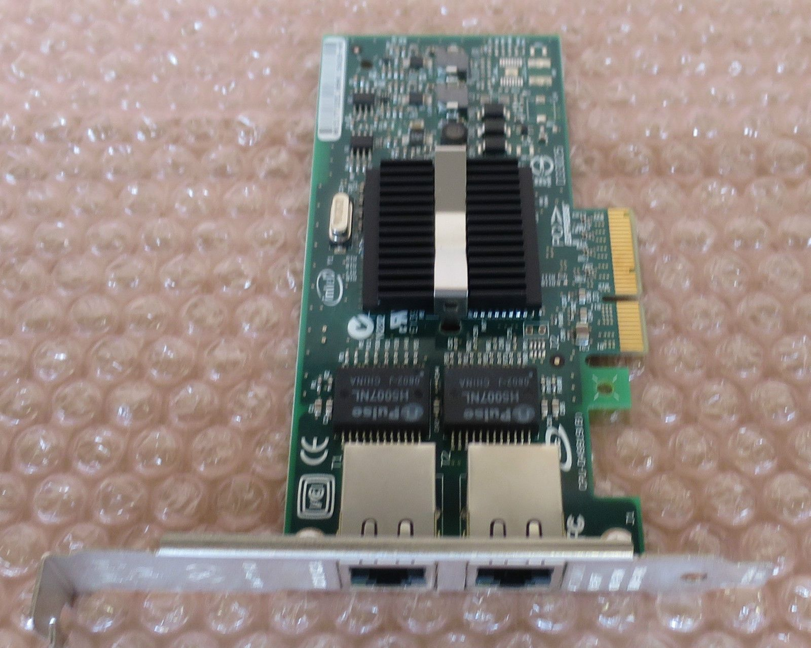 Intel PRO 1000 Dual Port Gigabit Network Adapter EXPI9402PT